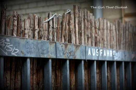 Gate With Urban Flair