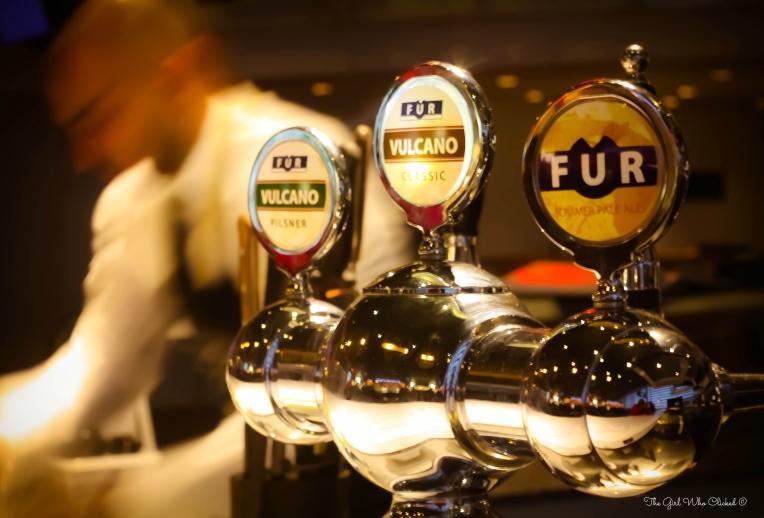 Beer Tap In Copenhagen