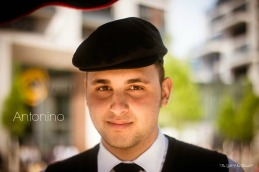 Stranger #11 - Antonino by TGWC
