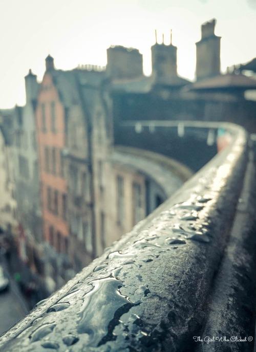 Rain Drops by TGWC Chloe
