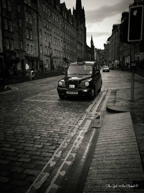 Black Cab by TGWC Chloe