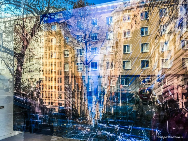 Double Exposure Effect by TGWC Chloe