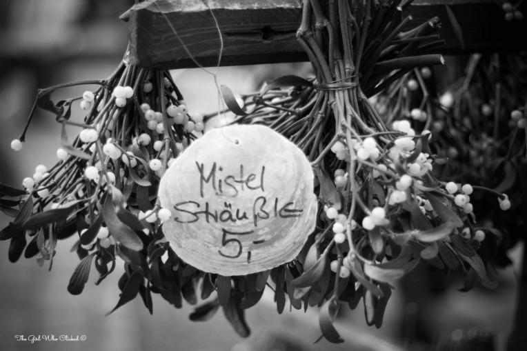 Mistletoe by TGWC Chloe