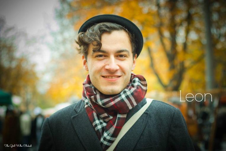 Stranger #35 Leon by TGWC