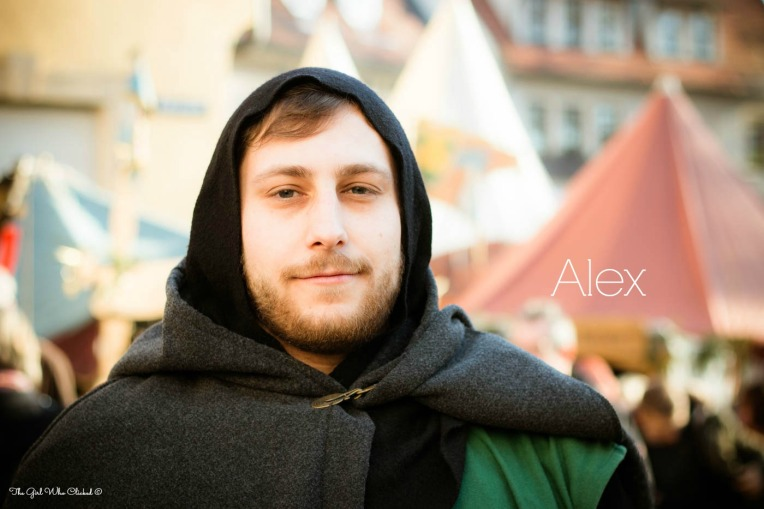 Stranger #39 Alex by TGWC