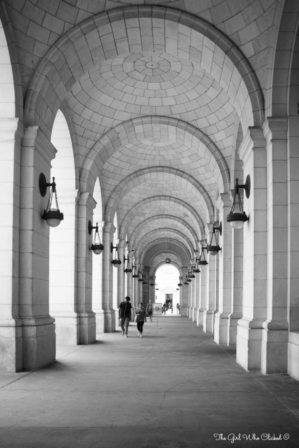 Union Station Passage by TGWC Chloe