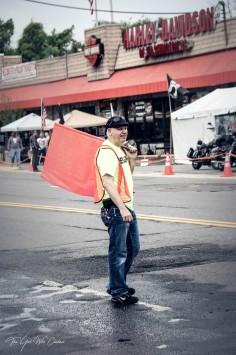 Flag Guy by TGWC Chloe